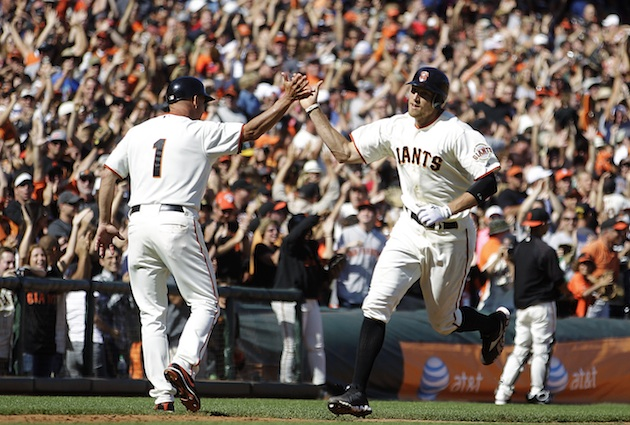 The Juice: Hunter Pence's big homer in San Francisco, Jason Var…