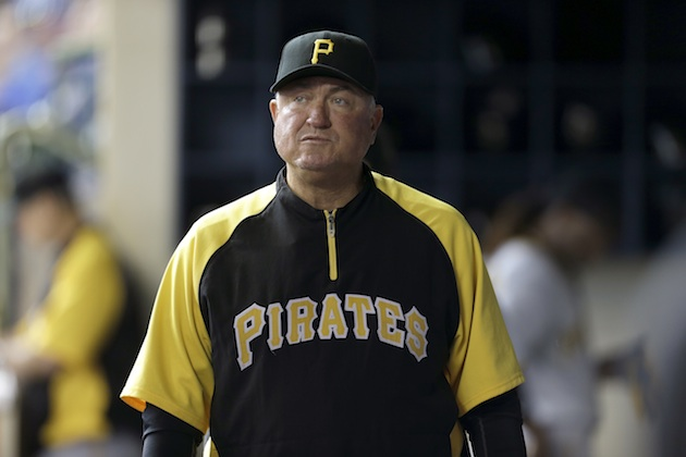 Pirates manager Clint Hurdle: 'I'm not paying attention to the …