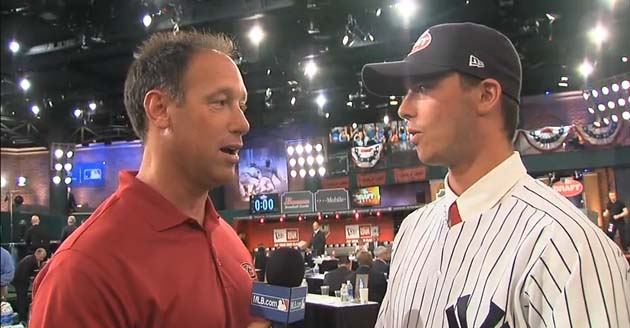 Yankees draft pick Ian Clarkin regrets saying 'I cannot stand t…