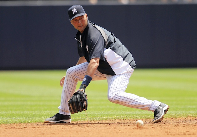Derek Jeter cleared to begin rehab assignment, will start in Tr…