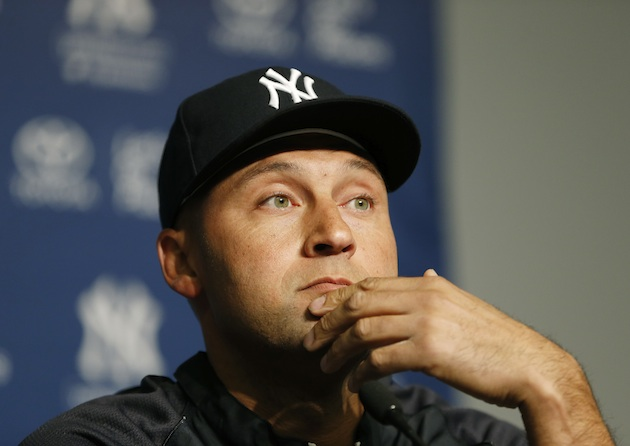 Derek Jeter vows to return to the Yankees: 'I have no doubt I'l…