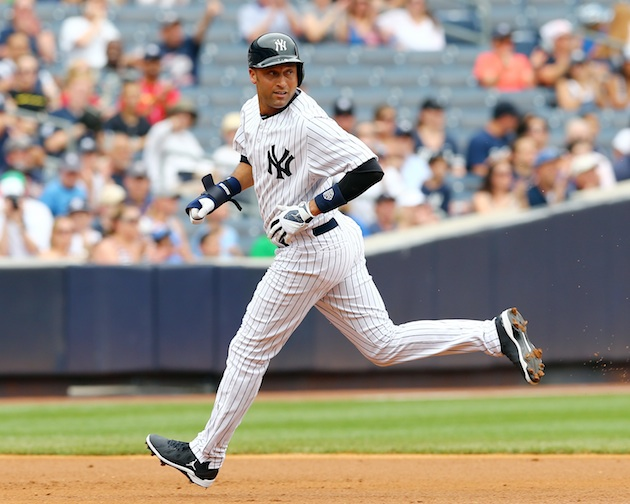 Derek Jeter shut down until after All-Star break with quad stra…