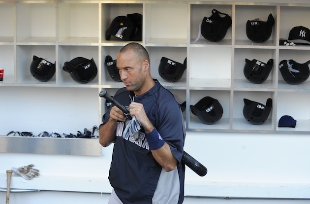 Again?! Yankees put Derek Jeter on disabled list for third time…
