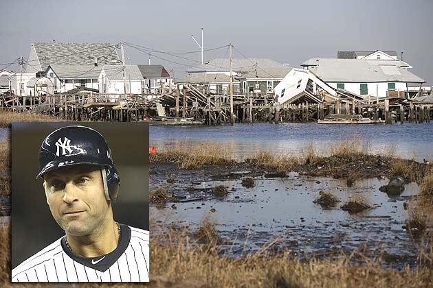 Derek Jeter expresses opinion on climate change