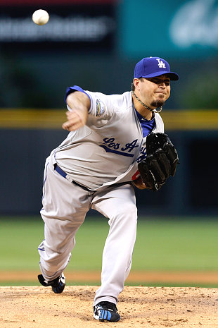 The Juice: Josh Beckett drops first Dodgers start, Orioles win …