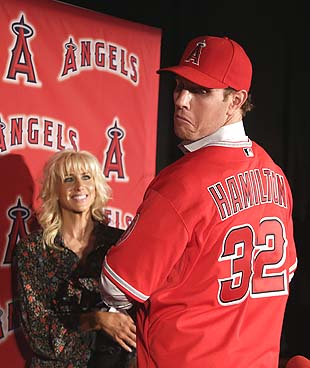 Josh Hamilton thanks 'Juice Lady' infomercial (and God) for wei…