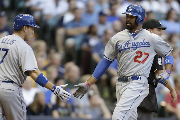 Matt Kemp pledges $1,000 per home run to help Oklahoma … still …
