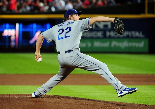 NLDS Game 1: Clayton Kershaw baffles the Braves as Dodgers win …