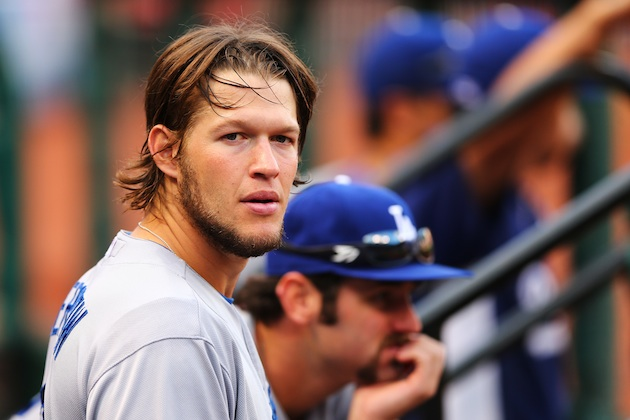 Meet the only guy who didn't give Clayton Kershaw a first-place…