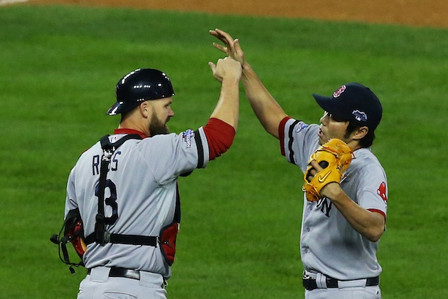 Their bullpen is a big reason the Boston Red Sox are one win fr…