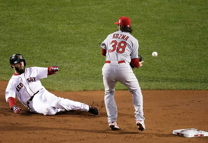 World Series Game 1: Red Sox take advantage of Cardinals blunde…
