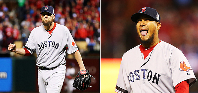 John Lackey and Felix Doubront, starters turned relievers, play…