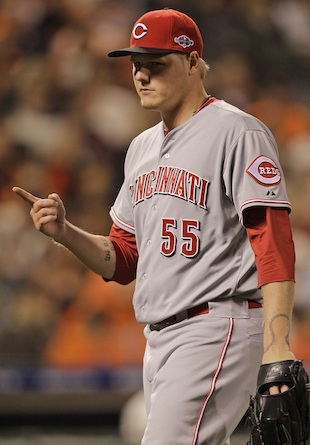 The Second Guess: Should Mat Latos have started Game 4 instead …