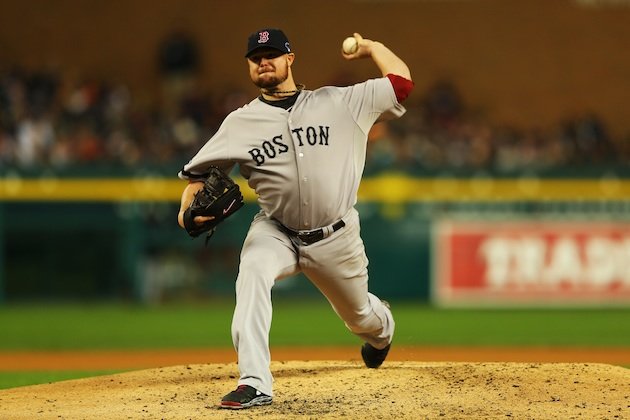Jon Lester's not getting the Game 1 hype, but that's just fine …