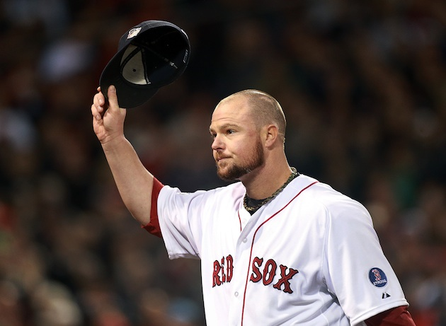 Jon Lester dazzles on the big stage, leads Red Sox to victory i…