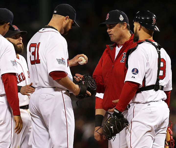 Cardinals pitching prospect suggests Boston's Jon Lester threw …
