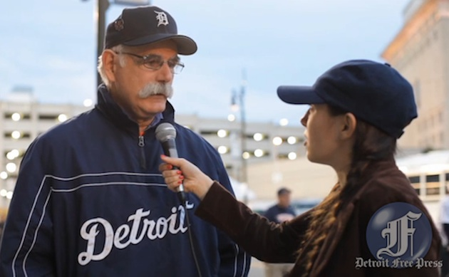Jim Leyland costumes are all the rage in Detroit