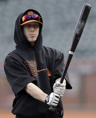 Tim Lincecum will pitch from bullpen in NLDS