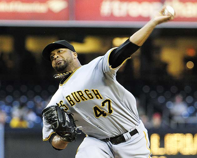 The Juice: Watch all of Francisco Liriano's 13 strikeouts for P…