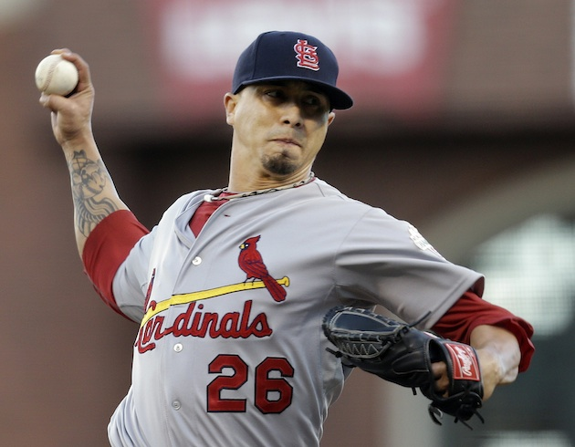 Reports: Kyle Lohse joins Brewers for $33 million