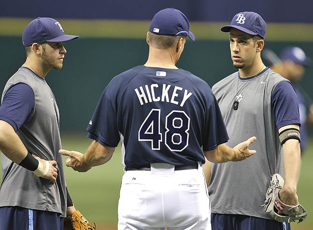 James Shields 'puzzled, disappointed' by Evan Longoria comments…