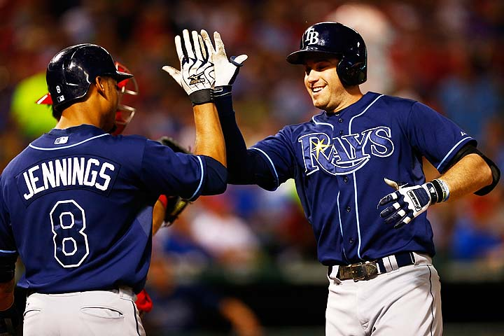 Rays' Evan Longoria hits record-breaking home run in Game 163