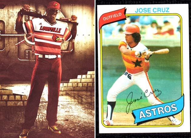 Louisville's blinding new uniforms bring Houston Astros retro r…