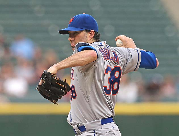 Shaun Marcum wins! He will not go 0-10 as Mets beat White Sox