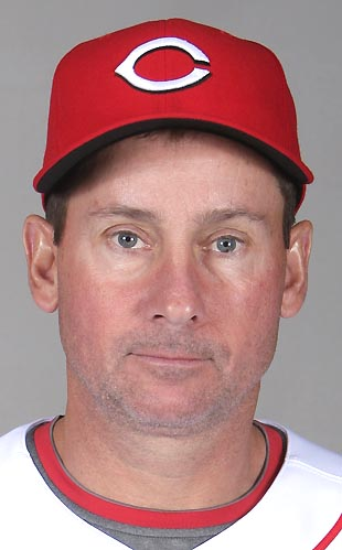 Reds coach Mark Berry diagnosed with cancer