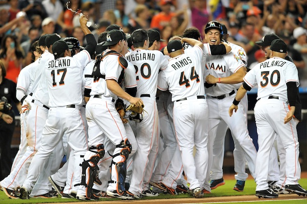 Miami Marlins selling unused tickets to Sunday's no-hitter for …