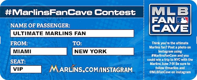 Miami Marlins run 'ultimate fan' contest - and it goes exactly …