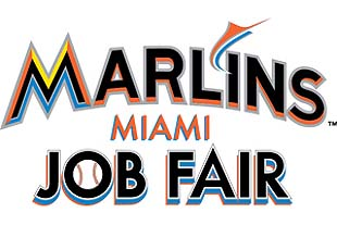 Get a job with the Miami Marlins on Tuesday
