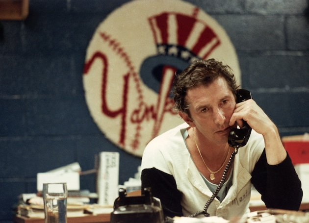 Call them, maybe? 15 great pictures of baseball men talking on …