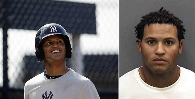 New York Yankees top prospect arrested for DUI - despite not be…