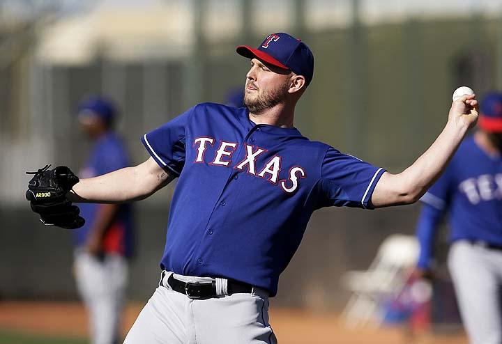 Soft mattress might prevent Matt Harrison from making Rangers o…