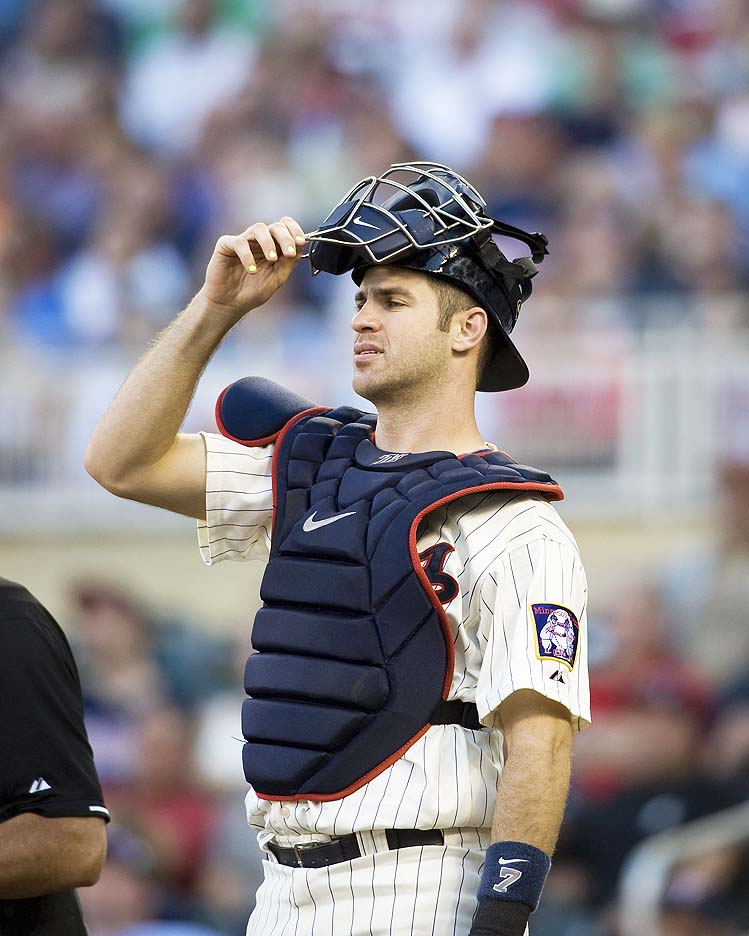 When will Twins catcher Joe Mauer change his position permanent…