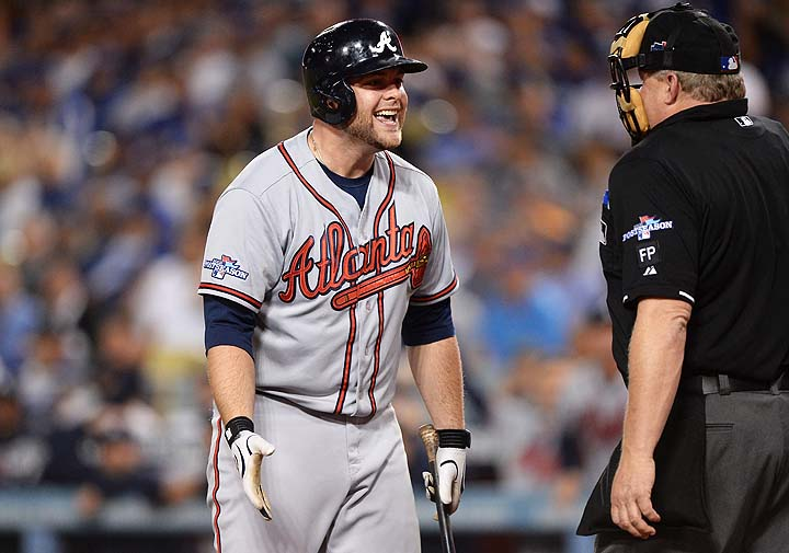 Free agency probably splits Brian McCann and Braves
