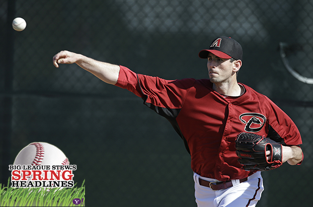 Spring headlines: Brandon McCarthy faces first batters since in…