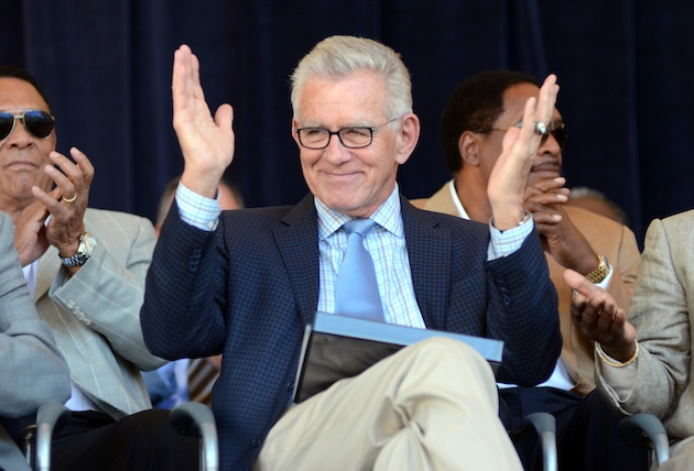 Tim McCarver announces he'll retire after 2013