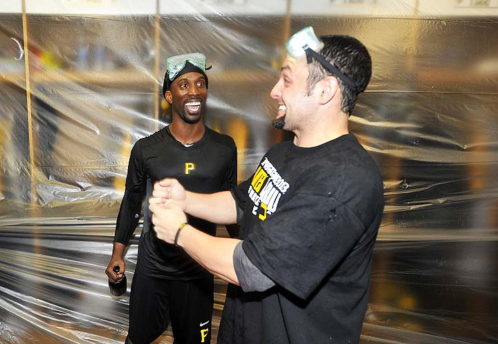 Andrew McCutchen says ball that hit him in head during batting …