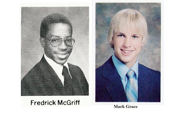 Yearbook Finds: Fred McGriff and Mark Grace