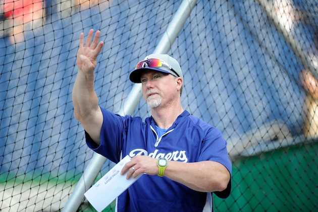 Mark McGwire on baseball's steroid era — 'I wish I was never a …