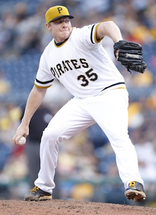 Mark Melancon's sweet All-Star ride: A mini-van