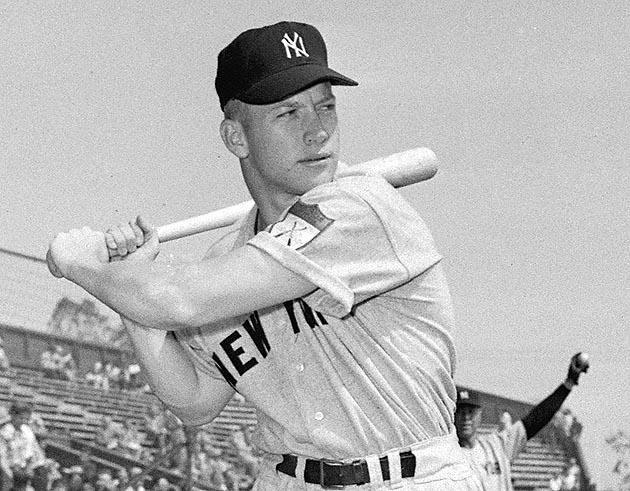 Mickey Mantle's $1,150 bonus check from Yankees up for auction