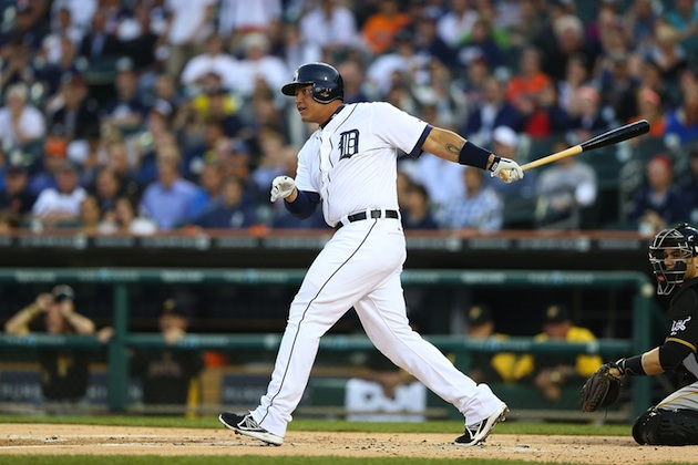Miguel Cabrera, Robinson Cano, Mike Trout lead All-Star voting …