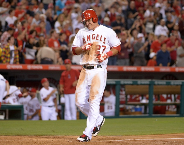 Mike Trout hits for the cycle, becomes youngest player in AL hi…