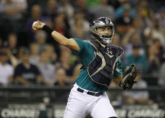 Report: Mariners' Jesus Montero on PED list