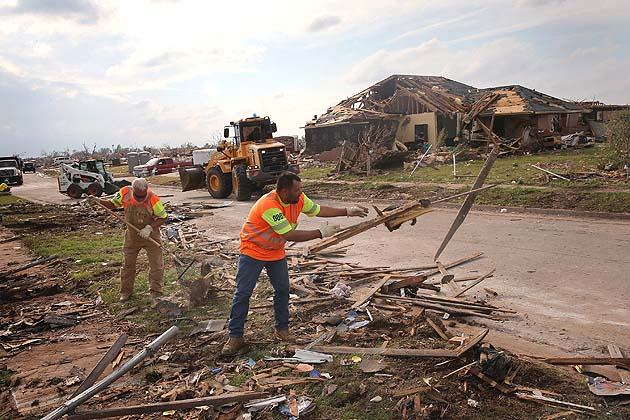 Minor League Baseball raises $27,500 for Oklahoma tornado survi…