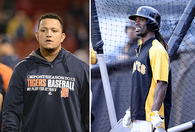 Miguel Cabrera, Andrew McCutchen among finalists for baseball's…
