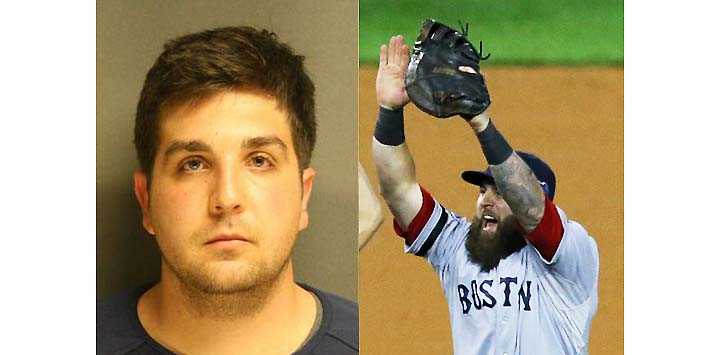 Man banned from Fenway after allegedly sneaking into Red Sox cl…